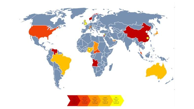 EXPAT COL Rankings January 2015